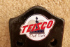 VINTAGE TEISCO GUITAR AND AMP LOGO