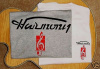 HARMONY #1 GUITAR SHORT SLEEVE T-SHIRT SIZE XXL
