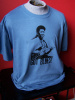 GOT BLUES...#1... MUDDY WATERS GUITAR SHORT SLEEVE T-SHIRT